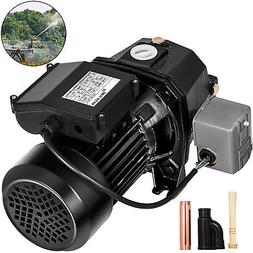 1/2 HP Shallow Well Jet Pump w/ Pressure Switch Irrigation H