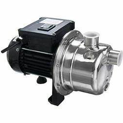1/2 Shallow Well Jet Pump Lanchez Stainless Steel Water Tran