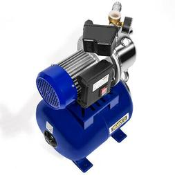 1.5 HP Shallow Well Garden Pump 1215GPH with Booster System