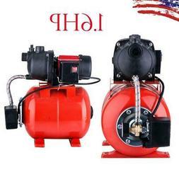 1.6 HP Electric Booster Pump 1200W 3500L/H Shallow Well Gard