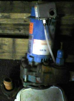 Goulds 1 HP Deep water well jet pump