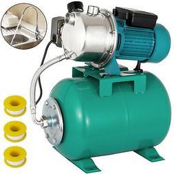 1 HP Shallow Well Jet Pump W/ Pressure Switch 12.3 GPM Boost