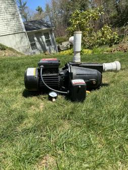 1 hp shallow well jet pump