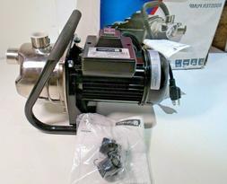 Utilitech1-HP Stainless Steel Lawn Pump Item Model #148008
