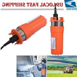 12V Strong and Durable Submersible Deep Well Water Dc Pump E