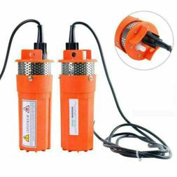 12V Submersible Deep DC Solar Well Water Pump Battery Altern