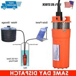 12V Submersible Deep Solar Well Alternative Solar Battery Wa