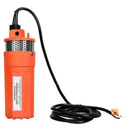 12V Submersible Deep Well Water DC Pump / Alternative Energy