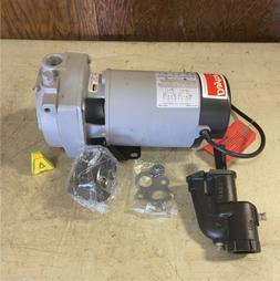 Dayton 1D878 Shallow Well Jet Pump, 1.5 HP