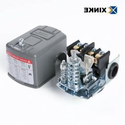 20 40 psi well water pump pressure