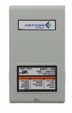 Parts 2O  3.4 in. H x 9 in. W x 5.2 in. L Pump Control Box