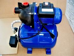 Foster 3/4hp Shallow well Water Pressure Pump: with Tank! Co