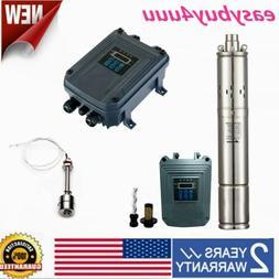 3 Inch1000W Solar Water Pump Deep Well Solar Submersible Pum