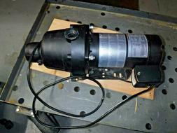 Dayton 4HEY6 Shallow Well Jet Pump, Plastic, 1 HP