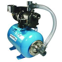 Burcam Pumps 506227P - 18 GPM 3/4 HP Thermoplastic Shallow W