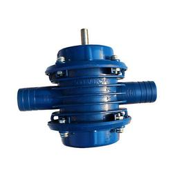 drill powered rotary pump fresh salt water
