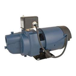 FLINT & WALLING EK05S 1/2 HP Shallow Well Jet Pump w/ Ejecto