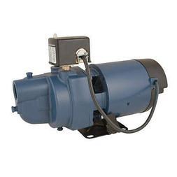 FLINT & WALLING EK07S 3/4 HP Shallow Well Jet Pump w/ Ejecto