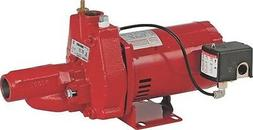 NEW FRANKLIN ELECTRIC RED LION RJC-50 1/2 HP CONVERTIBLE WEL