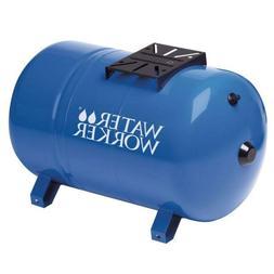 Horizontal Well Tank 20 Gallon Water Steel Pressure Worker P