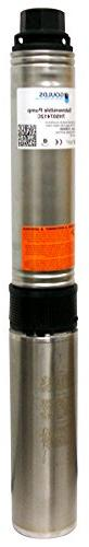 """Goulds 18HS07422C 4"""" Submersible Water Well Pump, 18 GPM, 3/"""