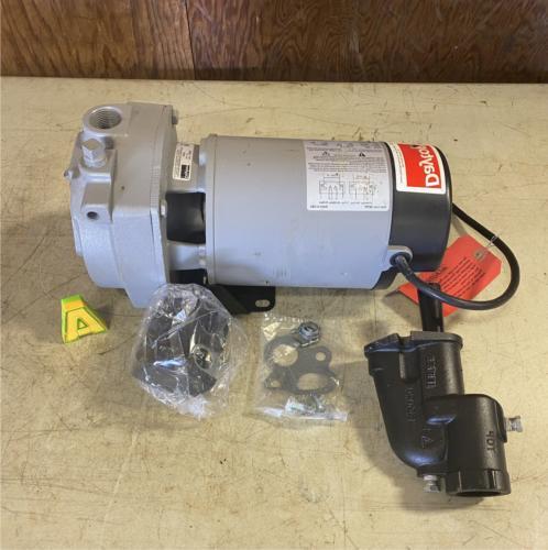 1d878 shallow well jet pump 1 5