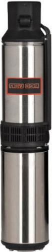Red Lion 14942405 Submersible Deep Well Pump with Control Bo
