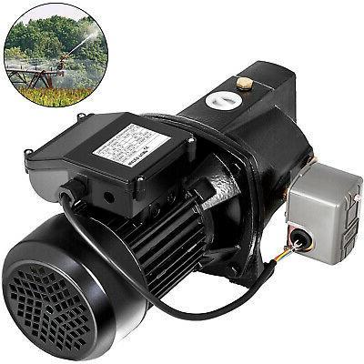 3 4 hp shallow well jet pump