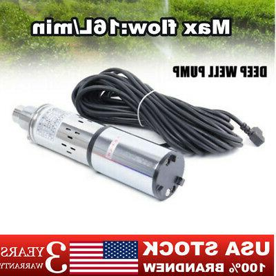 48v solar power water pump farm submersible