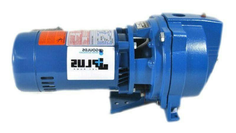 j10s 1 hp shallow well jet pump