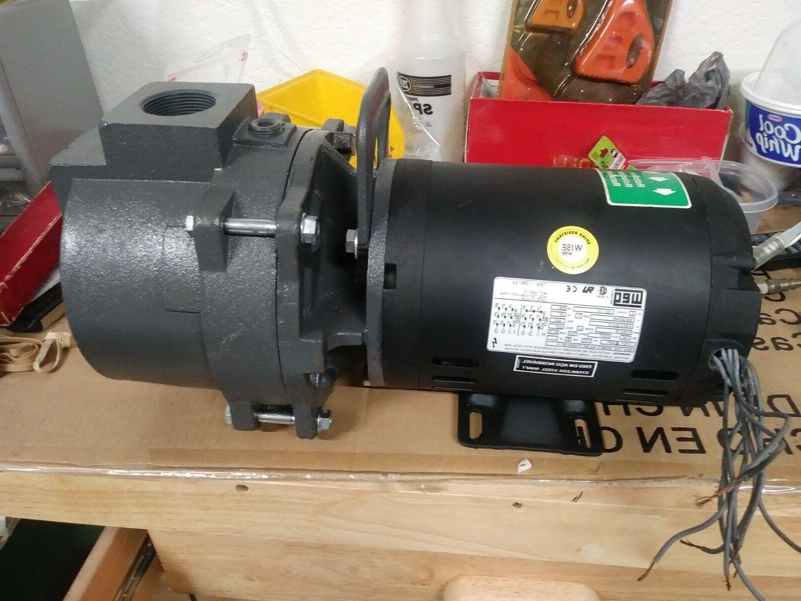 new dayton 1 1 2 hp water