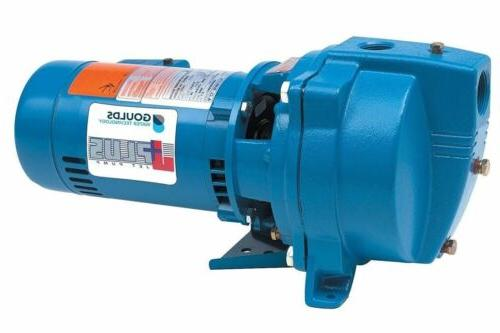 xylem j10s 1 hp shallow