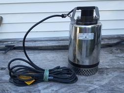 New Franklin Electric Submersible Well Pump Motor 1 Hp FS-75