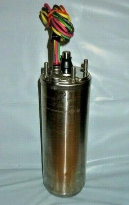 """NEW Franklin 4"""" Deep Well Submersible Motor 3/4 HP 230v 1ph"""