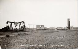 Oil Well Pumps & Battery Carnduff Saskatchewan SK Drilling R
