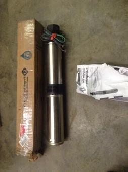 Pump,Deep Well,2 Wire,10GPM, 3/4HP, 230V DAYTON 1LZU7