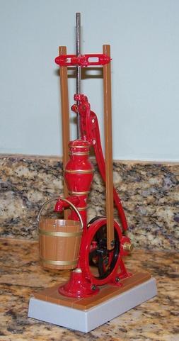 Ertl Replica Antique Well Jack Pump Figurine 4553 Power Hous