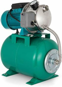 Shallow Well Jet Pump And Pressure Tank 750W 1Hp 740GPH Stai