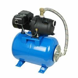 Everbilt Shallow Well Jet Pump w 6 Gal. Tank Convertible Pre