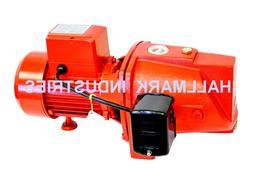 Shallow Well Jet Pump w/Pressure Switch 1/2HP 12.5GPM, heavy