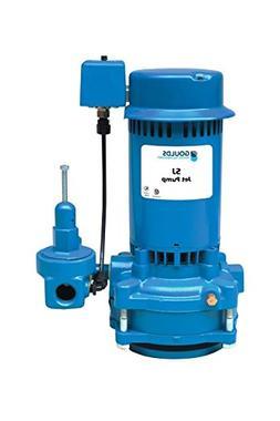 SJ07 Goulds 3/4 HP Vertical Deep well water Jet Pump MultiSt